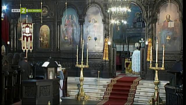 Неделна литургия - 06.06.2021