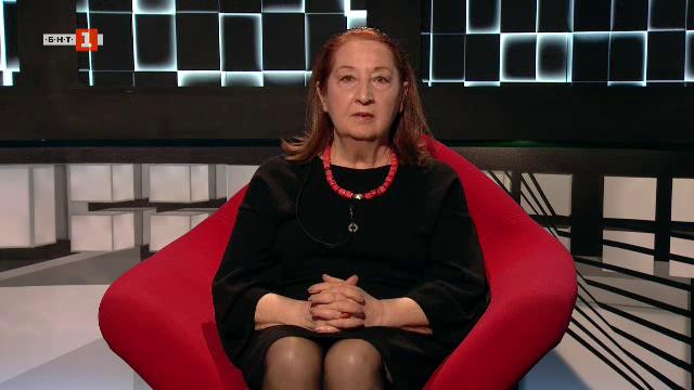 """Елена Кутева със спомени за баща си Филип Кутев - """"БНТ на 60"""""""