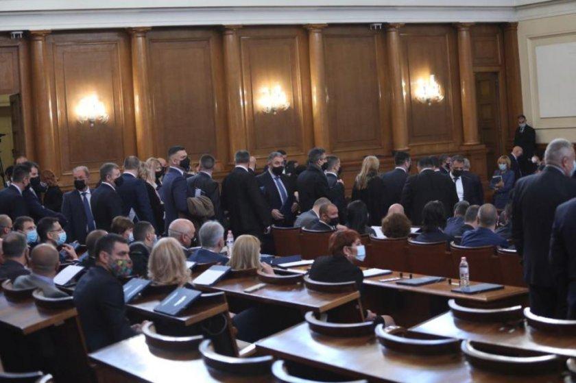 Краят на 45-ото НС: С какво ще бъде запомнен този парламент?
