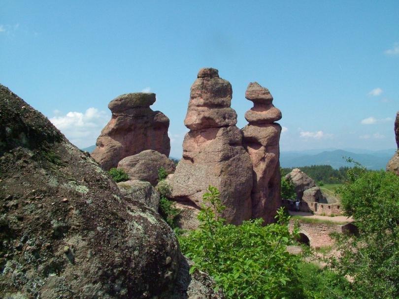 В благословената винена земя при Белоградчишките скали