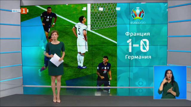 Спортна емисия, 20:45 – 16 юни 2021 г.