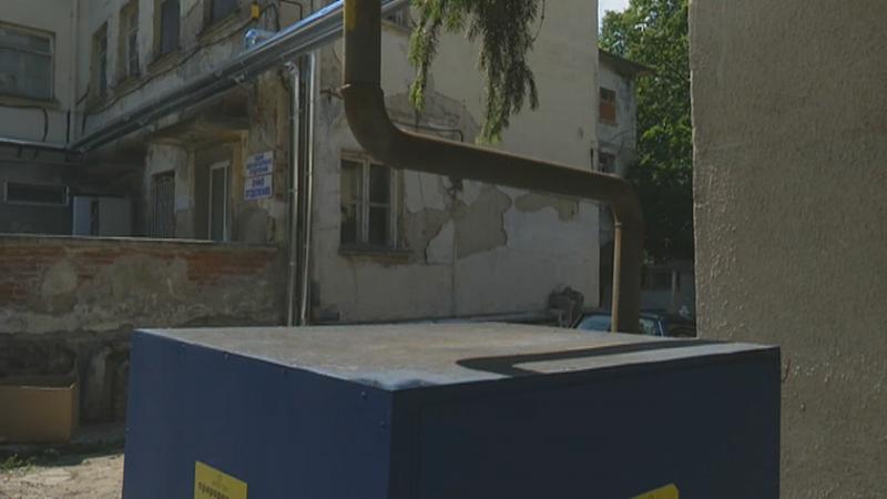Болницата в Ямбол остана без кислородна инсталация след вандалски акт