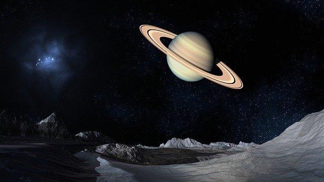 Тайните на Сатурн и неговите пръстени
