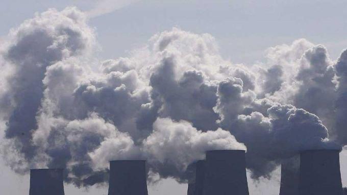 Чистотата на въздуха в Европа