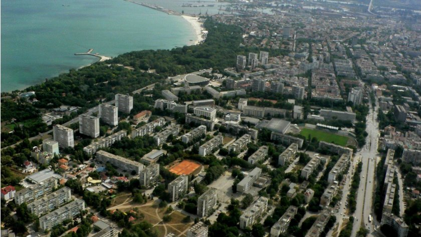 Жители на Варна недоволстват от прекомерното застрояване на зелените площи в града