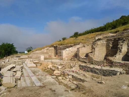 Хераклея Синтика - градът, от който Александър Велики завладя света
