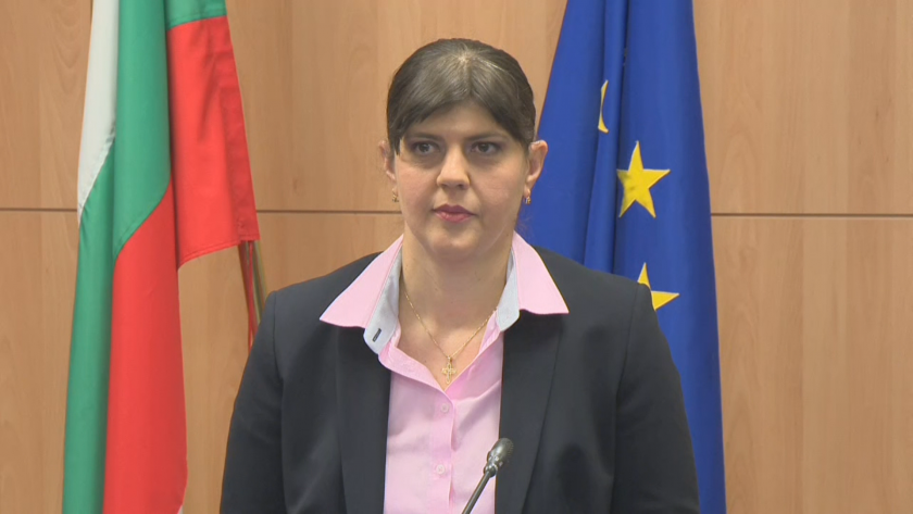 Kövesi: I am not here to assess the quality of the Bulgarian Prosecutor's office. This is not my job.