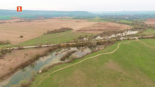"""Екопътека """"Голямата река"""" в Иванча"""