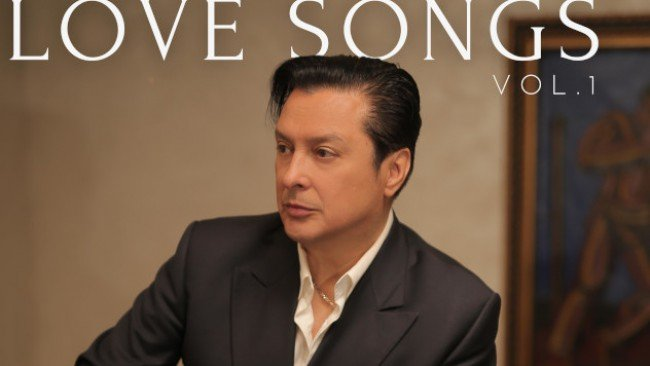 """Love Songs vol.1"" – нов албум на Васил Петров"