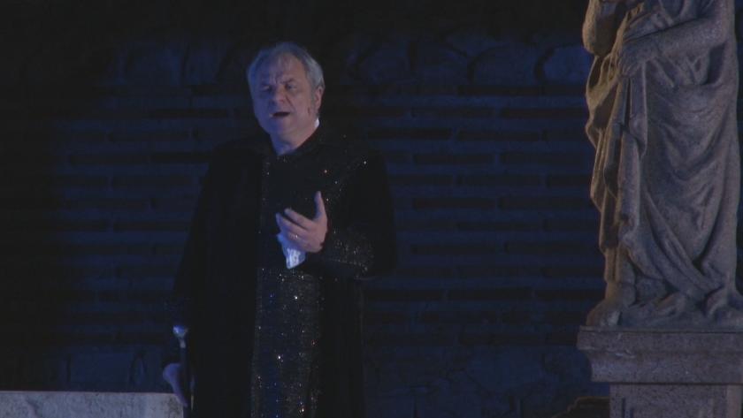 Любимецът на Метрополитън Желко Лучич с първи спектакъл в България - 07.08.2021