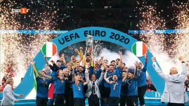 ЕВРО 2020 - обзор