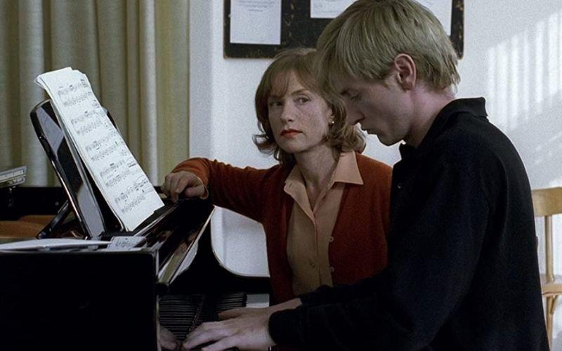 Пианистката