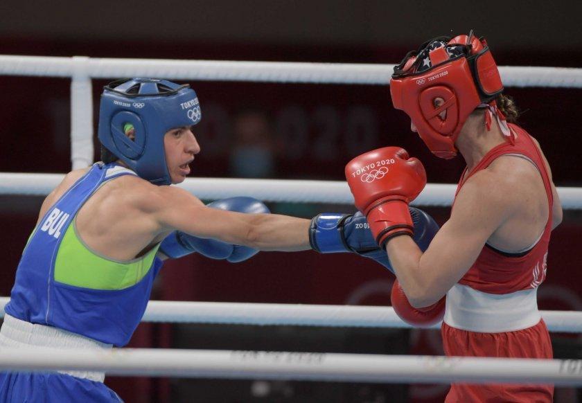 Стойка Кръстева с исторически успех, ще се бори за златния медал на ЛОИ в Токио