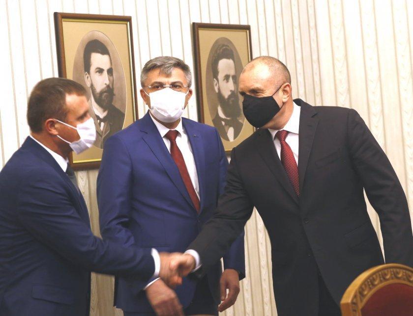 """Размяна на остри реплики: ДПС след консултациите на """"Дондуков"""" 2"""
