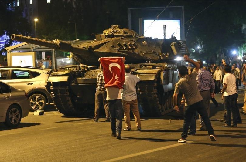 Турция 5 години след опита за военен преврат