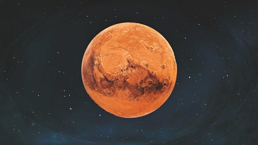 Колонизация и живот на Марс