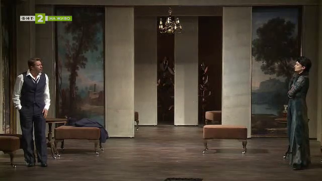 """Театрална версия на романа """"Тютюн"""" във Варненския драматичен театър"""