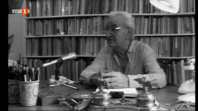 """БНТ представя: """"Българоманът и музите"""" - филм за Петър Увалиев"""