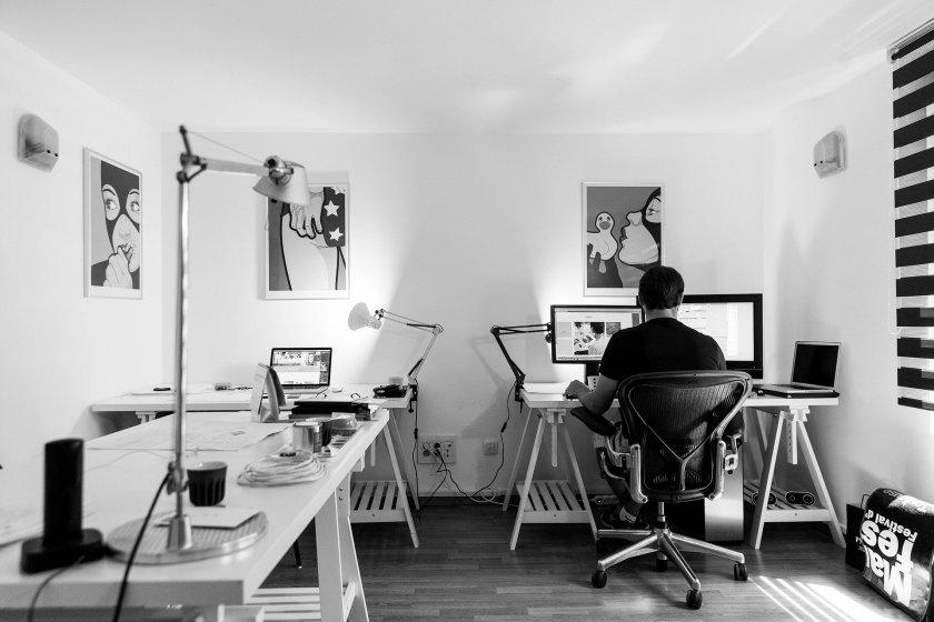 Платформа за наемане на нетрадиционни офис пространства, дело на българи