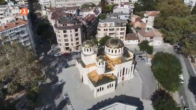 """Храм """"Св. Прокопий Варненски"""" във Варна"""