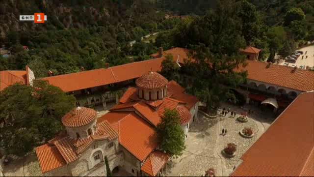 Бачковският манастир - 2 част