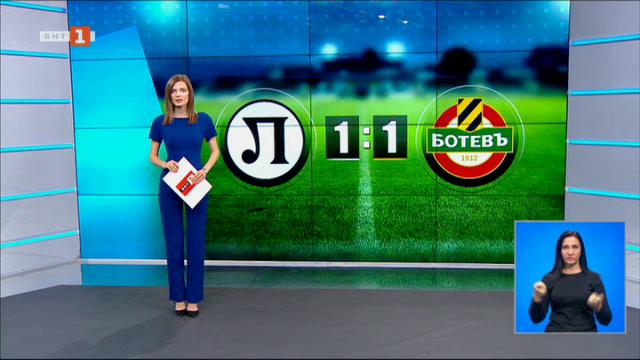 Спортна емисия, 20:50 – 25 септември 2021 г.