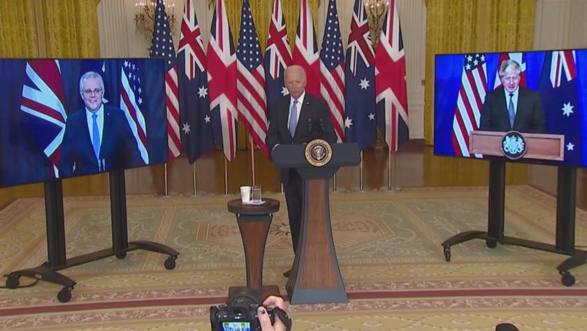 Защо новият военен пакт между САЩ, Великобритания и Австралия разяри Франция?