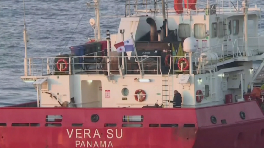 "Наградиха пожарникарите, участвали в операцията по ваденето на кораба ""Вера Су"""