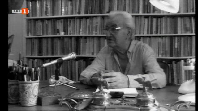 """БНТ представя """"Българоманът и музите"""" - филм за Петър Увалиев"""
