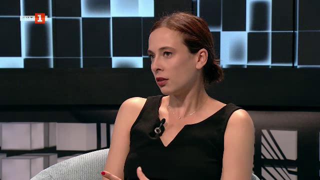 """Актрисата Весела Бабинова в """"БНТ на 60"""""""