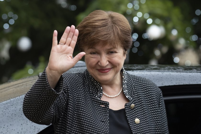 IMF'den Kristalina Georgieva kararı