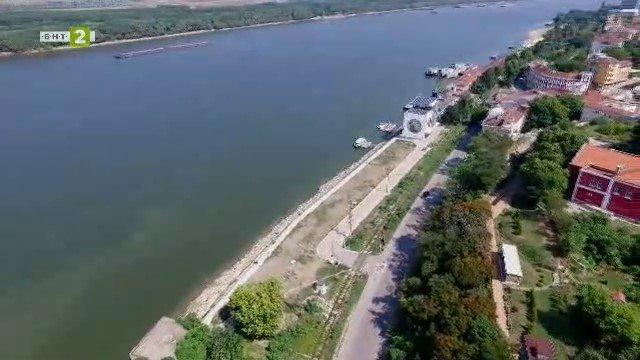 Пристанището на Русе