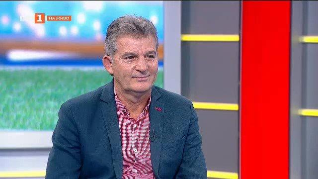 Футболни страсти и избори - гост в студиото Емил Костадинов