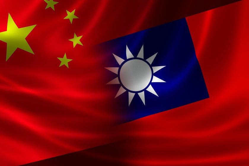Напрежението между Китай и Тайван