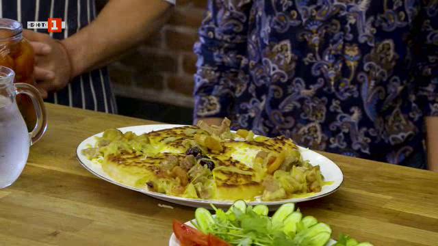 "Азербайджанска кухня. Пилаф ""Аш гара"""