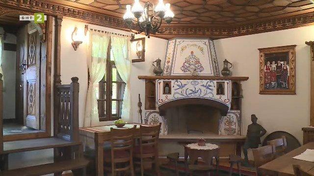Домът на българския дух