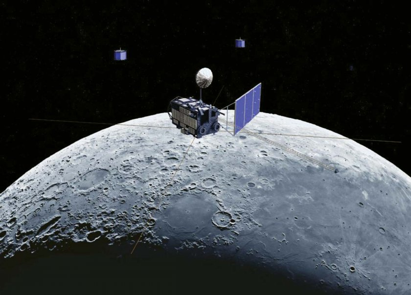 Какви проекти разработва Японската космическа агенция?