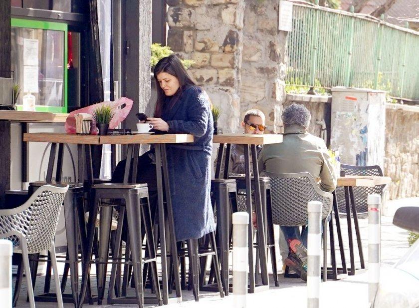 Ще премахнат ли масите и столовете от заведенията по тротоарите