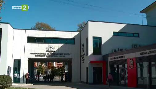 Медицински университет - Пловдив стартира учебната година със строги мерки за присъствено обучение