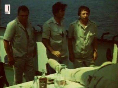 Нако, Дако, Цако - моряци