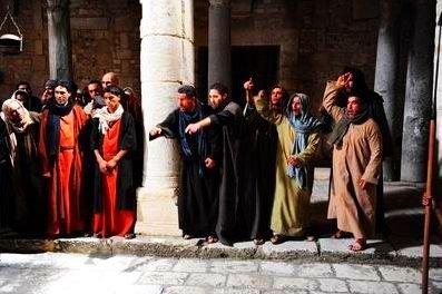 Кой предаде Иисус?