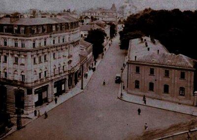 "Улица ""Московска"""