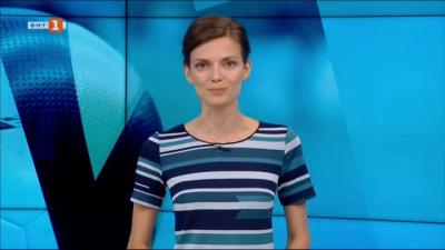 Спортна емисия, 20:45 – 9 август 2020 г.