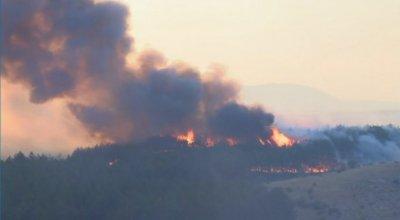Стихват ли пожарите и ще бъде ли удължено бедственото положение?