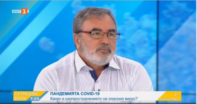 Chief State Health Inspector: Bulgaria is heading for 2rd or 3rd place in Covid-19 morbidity in Europe