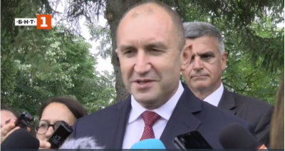 President Radev on the cabinet reshuffle: This is an attempt to gain time