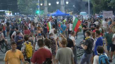 Protests in Bulgaria: Day 23 starts with an arrest