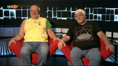 """Звезделин Минков и Венци Мартинов - гости в """"БНТ на 60"""""""