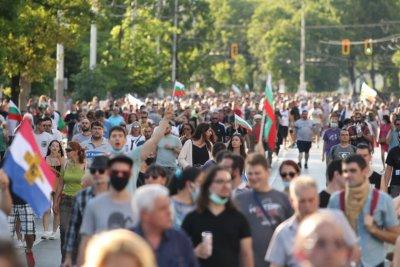 Теория и практика на протеста - Мая Манолова