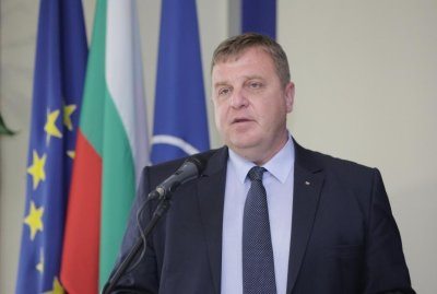 Deputy PM Karakachanov to EP: Systematic pressure is being exerted on Bulgaria as a nation state